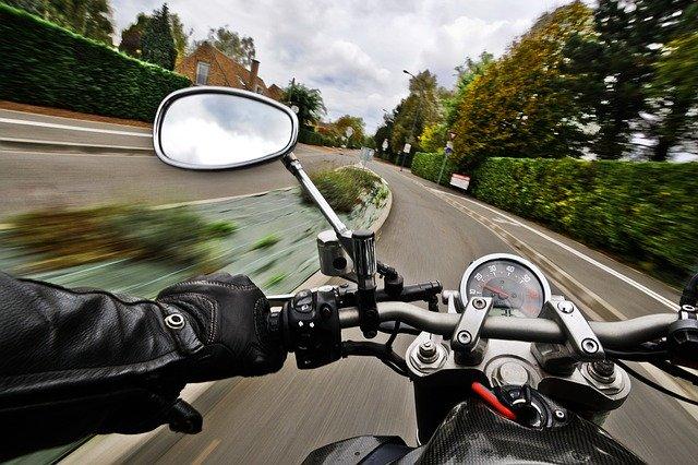 Roadtrip med motorcykel