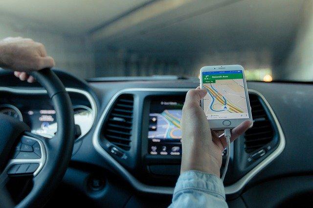 Navigation med GPS
