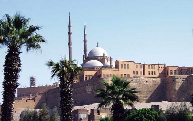 Citadellet i Kairo