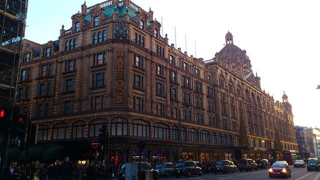 Harrods i London