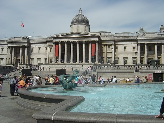 National Gallery i London