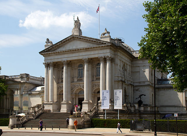 Tate Britain i London