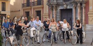 Cykeltur i Malaga
