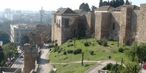 Alcazaba i Malaga