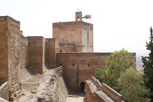 Borgen Gibralfaro i Malaga