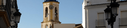 Kyrka i Malaga