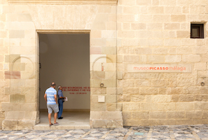 Picassomuseet i Malaga