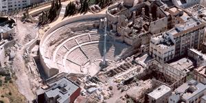 Romerska teatern